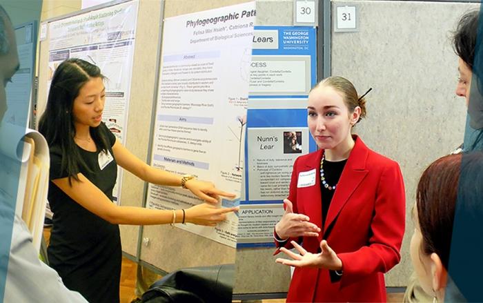 Luther Rice Winners Felisa Hsieh and Katherine Bradshaw