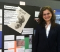 Student at Research Day