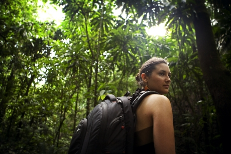 Katie Schuler in Panama