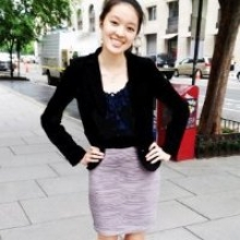 Colleen Tan Business Honors Student