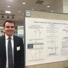 Matthew Zahn at Research Days 2015