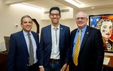 André Gonzales: GW's 2019 Truman Scholar