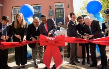 Cisneros Institute Ribbon Cutting Ceremony
