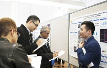 Undergraduate researchers at Research Day 2015