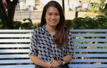 Stephanie Purwanto, Undergraduate Research Awardee