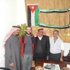 Visiting the UNHCR Field Office in Mafraq