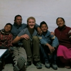 Erik Svedberg in Nepal