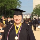 April A Brisky GWU Commencement May 2014