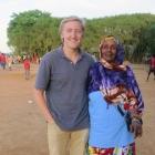 Erik Svedberg in Uganda